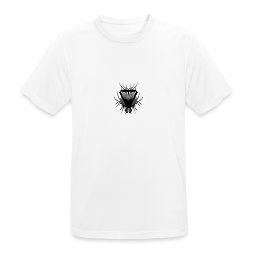 Unsafe_Gaming - Mannen T-shirt ademend actief