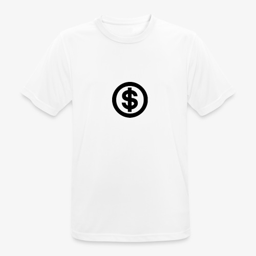 marcusksoak - Herre T-shirt svedtransporterende