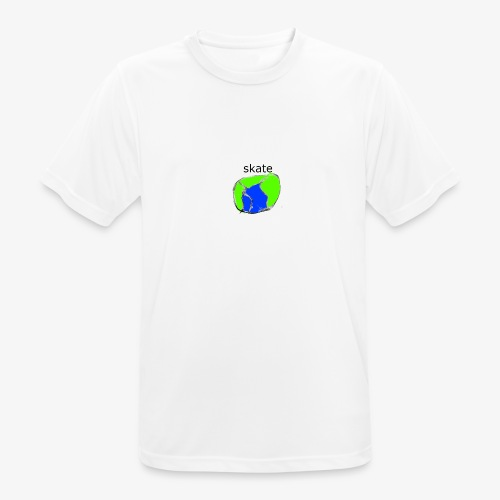 aiga cashier - Herre T-shirt svedtransporterende