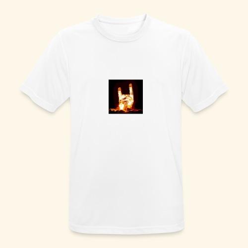 fingers bomb - T-shirt respirant Homme