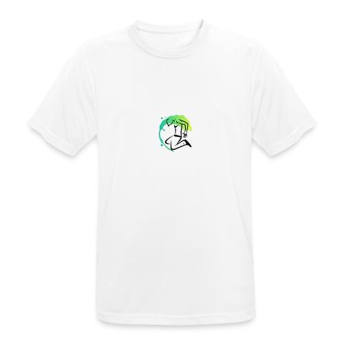 Mentilibere - Maglietta da uomo traspirante