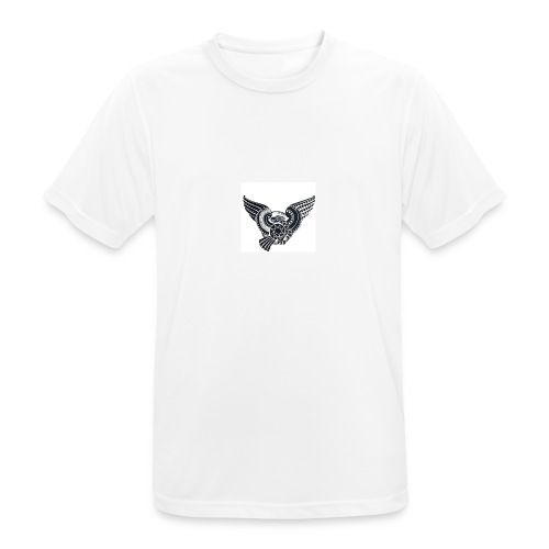 07060 Modern Tribal Tattoo Designs 3 - Andningsaktiv T-shirt herr