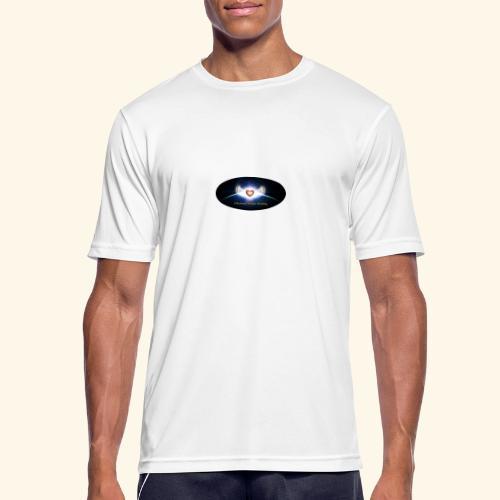 AMH Symbol - Männer T-Shirt atmungsaktiv