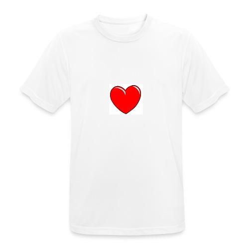 Love shirts - Mannen T-shirt ademend actief