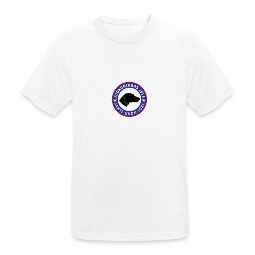 Ajokuningas t-paita - miesten tekninen t-paita