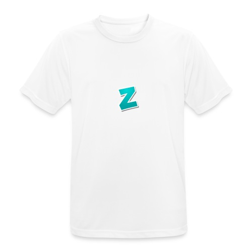 Z3RVO Logo! - Men's Breathable T-Shirt