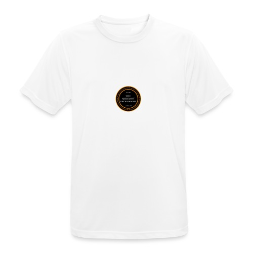 Aberrent Founders Logo - Men's Breathable T-Shirt