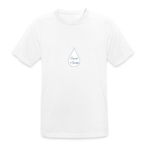 Concert 4 Water's Image Logo - Men's Breathable T-Shirt