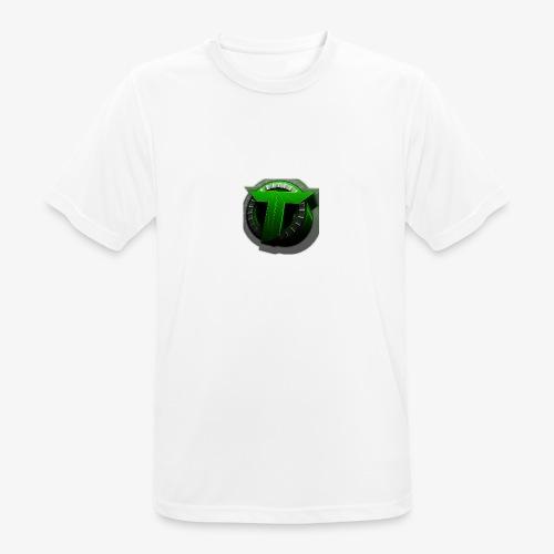 TEDS MERCHENDISE - Pustende T-skjorte for menn