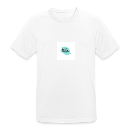 beste vriendeSpace - Mannen T-shirt ademend actief