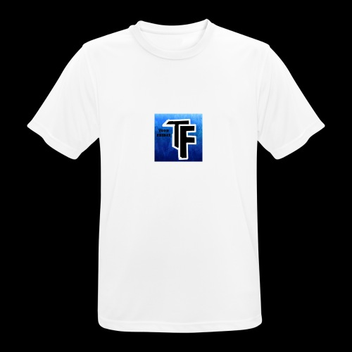 todd friday logo - Men's Breathable T-Shirt