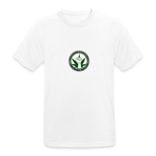 Legalise Cannabis - Northern Ireland - Men's Breathable T-Shirt