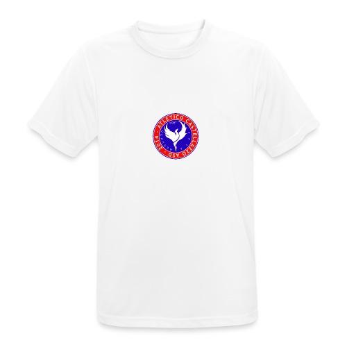 Atletico Castellazzo Logo Ufficiale - Maglietta da uomo traspirante