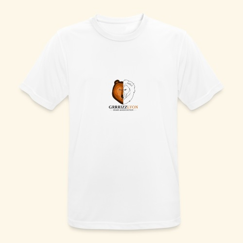 Grrrizzlyon - T-shirt respirant Homme