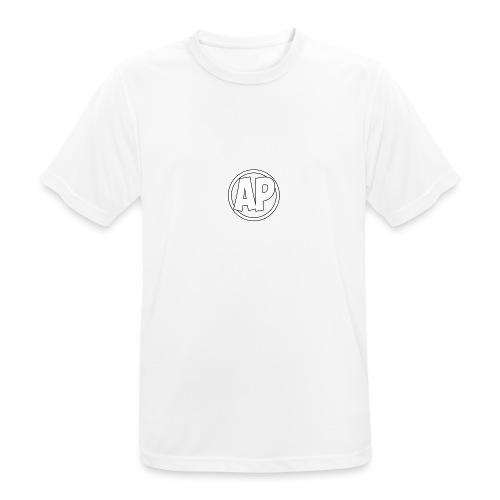 Airplayz logo - Mannen T-shirt ademend actief