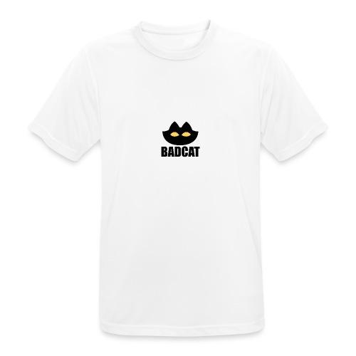 BADCAT - Mannen T-shirt ademend actief