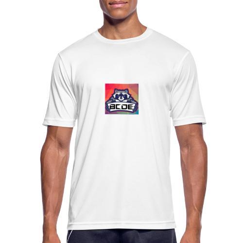 bcde_logo - Männer T-Shirt atmungsaktiv