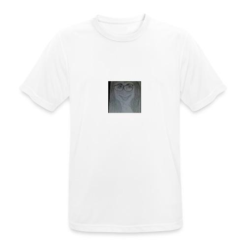 Loletta Five Channel - Maglietta da uomo traspirante