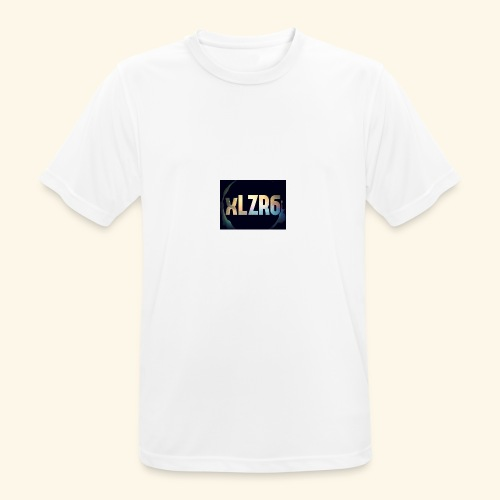 received 2208444939380638 - T-shirt respirant Homme