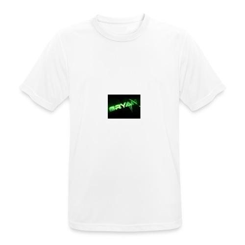 IMG 20170207 215628 334 - Men's Breathable T-Shirt
