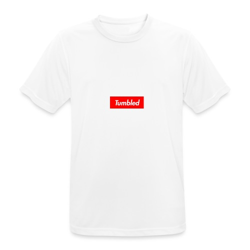 Tumbled Official - Men's Breathable T-Shirt
