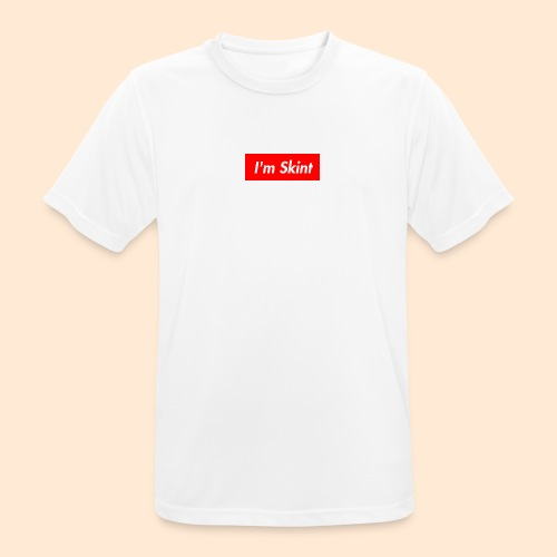 I'm Skint - Men's Breathable T-Shirt