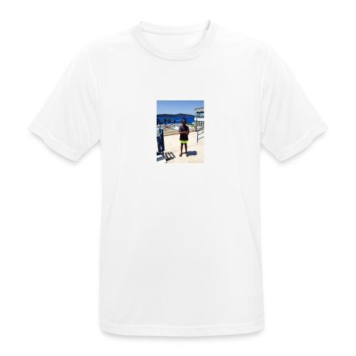 IMG 0717 - Herre T-shirt svedtransporterende