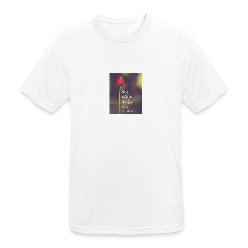 IMG 20180308 WA0027 - Men's Breathable T-Shirt