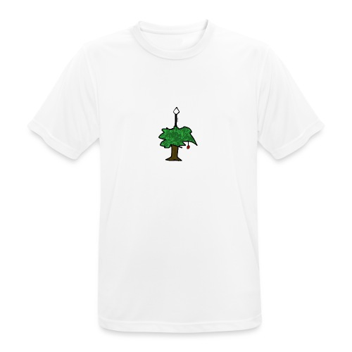 TREE OF FRUIT - Männer T-Shirt atmungsaktiv