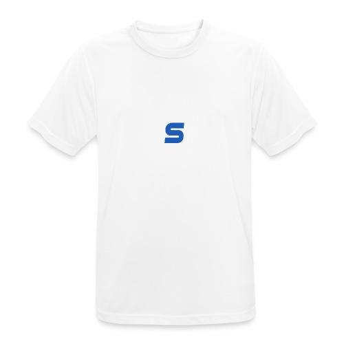 Sachiro - T-shirt respirant Homme