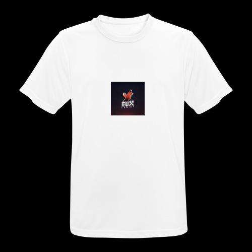 4CFBAA88 CA4D 4154 9F08 6E57B0140A6A - Andningsaktiv T-shirt herr
