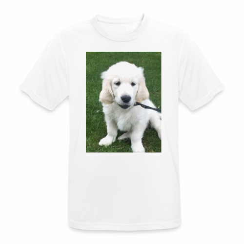 Dearly Dog Tee - Men's Breathable T-Shirt