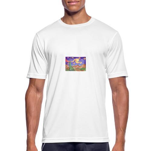 1 - Camiseta hombre transpirable