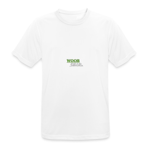 WG Logo - Men's Breathable T-Shirt