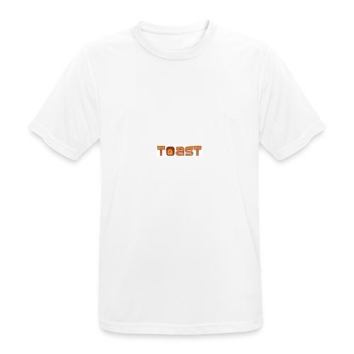 Toast Muismat - Mannen T-shirt ademend actief