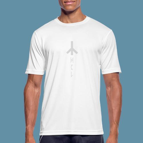 Logo Hel 02 copia png - Maglietta da uomo traspirante