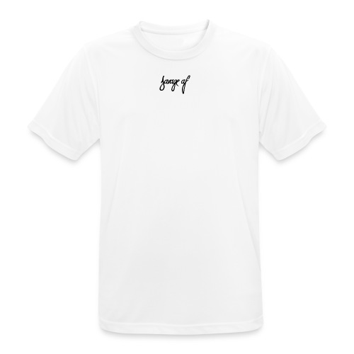 savage af - Männer T-Shirt atmungsaktiv
