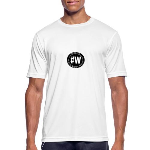 WHOA TV - Men's Breathable T-Shirt
