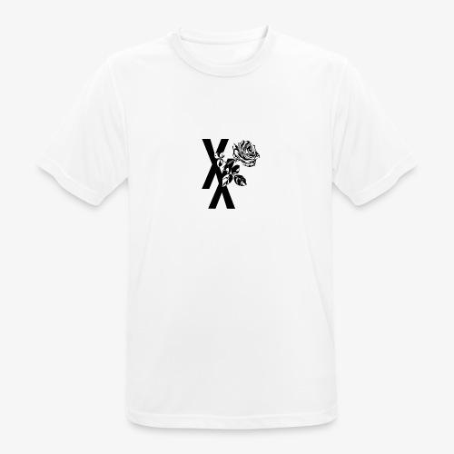 EST19XX ROSE - Mannen T-shirt ademend actief