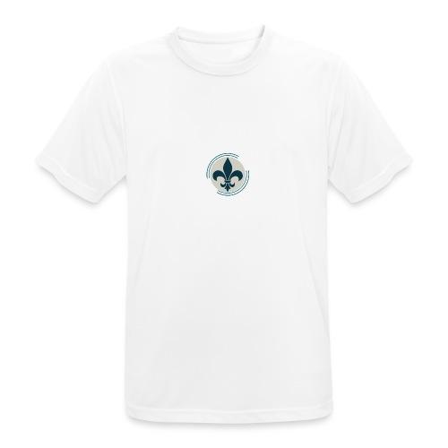 PLF BLASON REVISITÉ - T-shirt respirant Homme