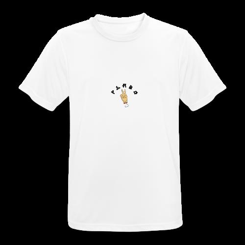 LogoPEABS - T-shirt respirant Homme