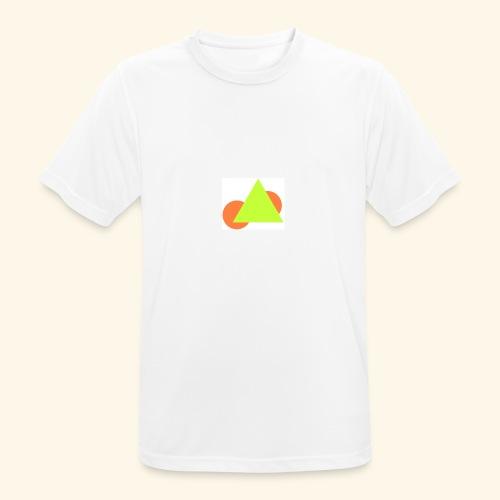 Simplisime - T-shirt respirant Homme