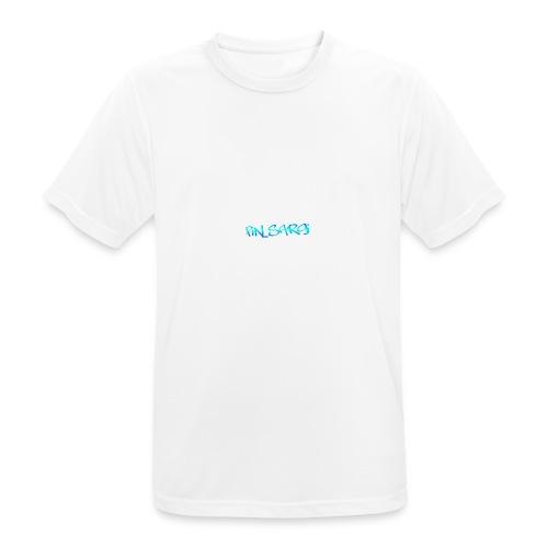 fin_sargi minilogo - miesten tekninen t-paita