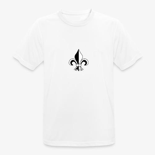 FLEUR DE LYS - T-shirt respirant Homme