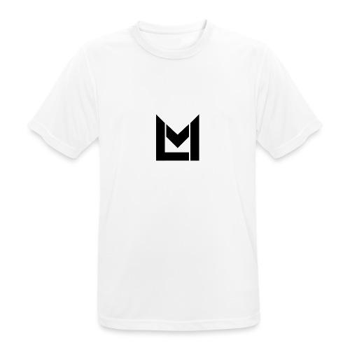 LandMarck - T-shirt respirant Homme