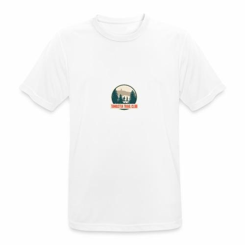 Tawastia Trail Logo - miesten tekninen t-paita