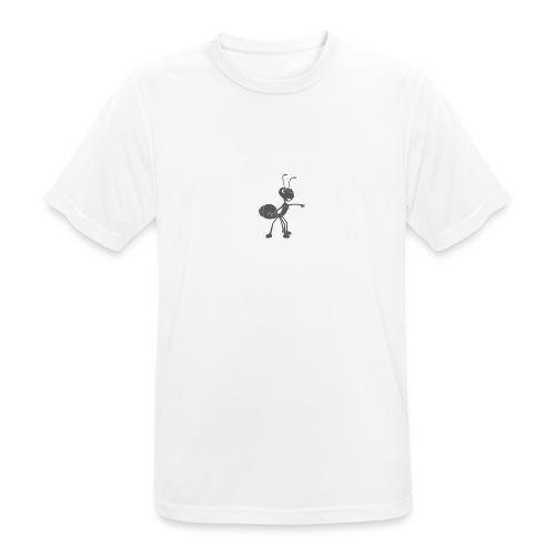 Mier wijzen - mannen T-shirt ademend