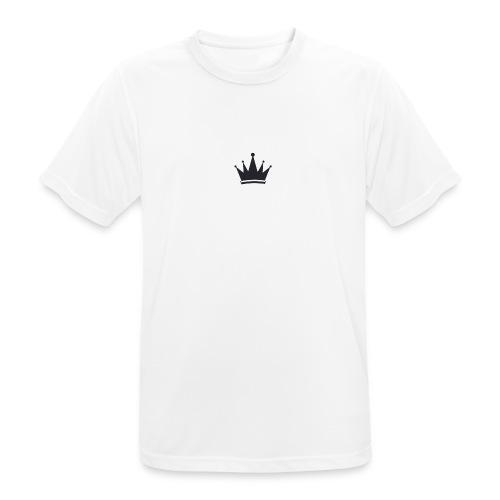 Sinsoires Crown - Männer T-Shirt atmungsaktiv