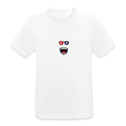 N.1 - Maglietta da uomo traspirante