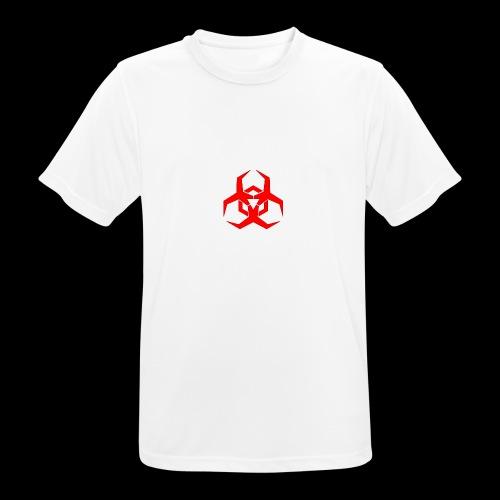 Radioaktive - Herre T-shirt svedtransporterende